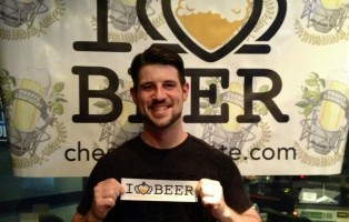 Chad Henderson- Head Brewer at NoDa Brewing Co