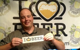 Matt McKenzie of Charlotte Magazine On Tap Craft Beer Blog
