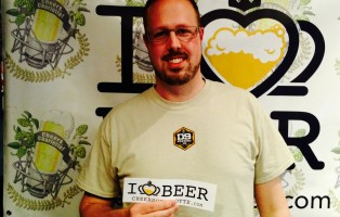 Andrew Durstewitz of  D9 Brewing