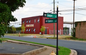 Sycamore Brewing in South End, Charlotte