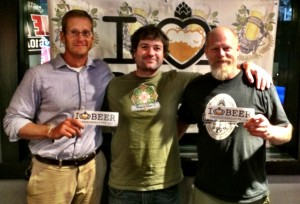 Aaron Newton and Steve Propst are in studio to talk about the CABREW Organic Hop Project at the Elma C. Lomax Incubator Farm.
