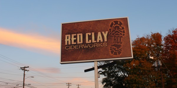 Red Clay Ciderworks 3