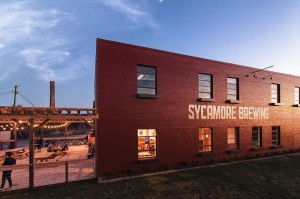 Sycamore Brewing- courtesy of Eric Gaddy