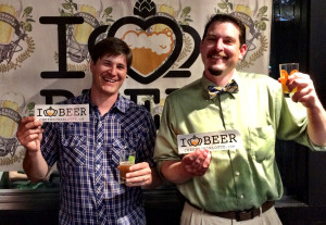 Blind Squirrel Brewery - Will Young and Justin Tate