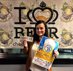 Gretchen Rohleder from the Cystic Fibrosis Foundation talks about this year's Charlotte Brewers' Ball