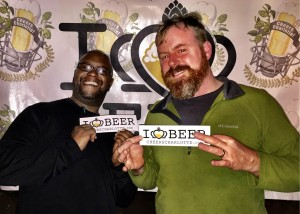 Ryan Moses and Dan Davis from Craft Tasting Room and Growler Shop