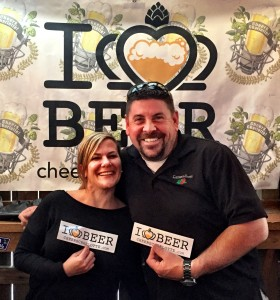 Cannizzaro Sauces - Andy and Melanie Tritten