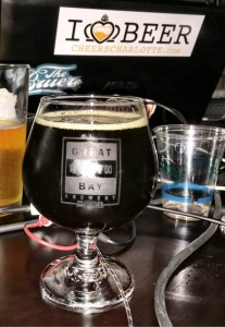Snifters are great for high gravity beers such as Russian Imperial Stouts and Barleywines